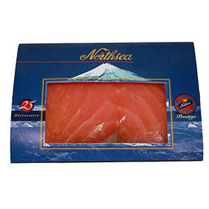 Salmón noruego premium (tarrina)