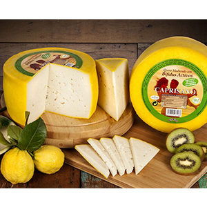 Queso Caprisano amarillo