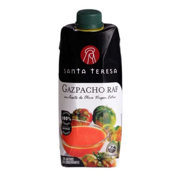 Gazpacho tomate Raf